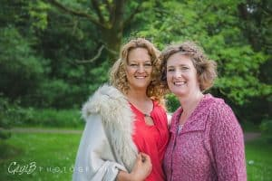Deborah Marie Isis and Tracey-Jane Hughes